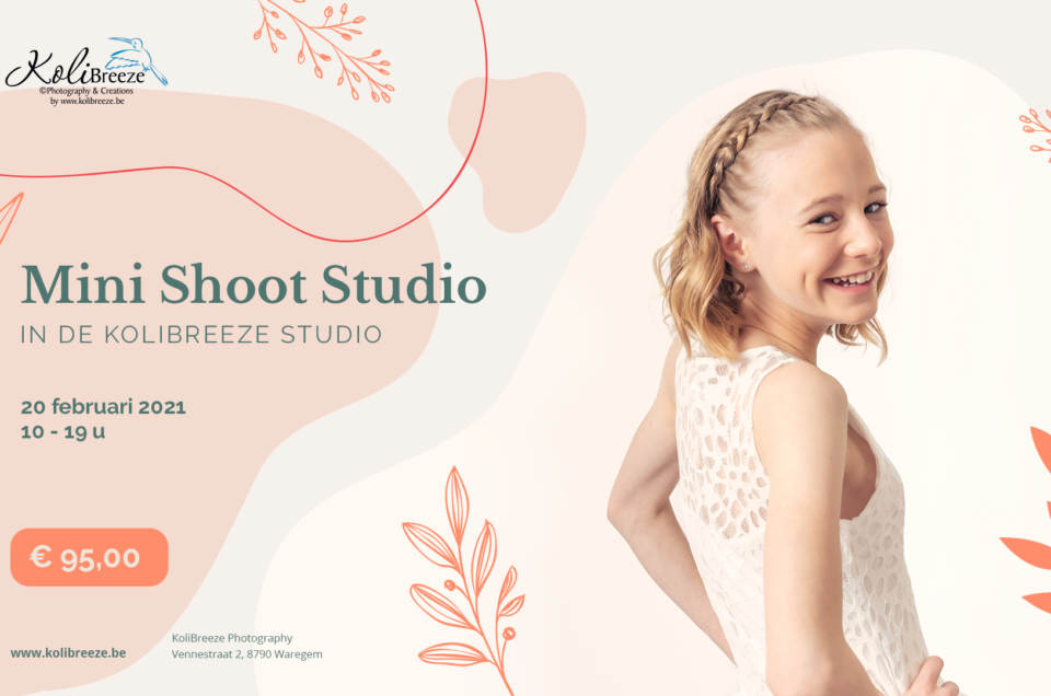 Header Mini Communie Lentefeest Vormsel Fotoshoot Waregem Girls
